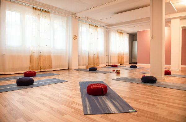 RAUM für Nicht-Tun, Yoga und Achtsamkeit