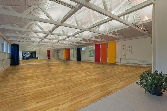 105 m2: Raum Für Bewegung - Dojo Würzenbach