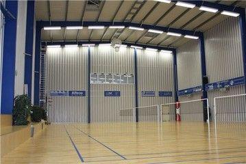 Badminton - Halle Oberwil